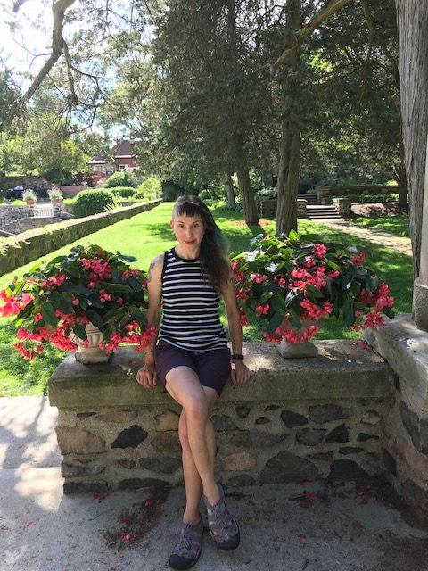 Jenny Flowers Bio Photo