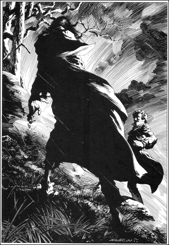 Berni Wrightson's Frankenstein